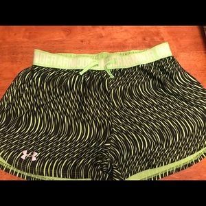 Woman's Under Armour shorts